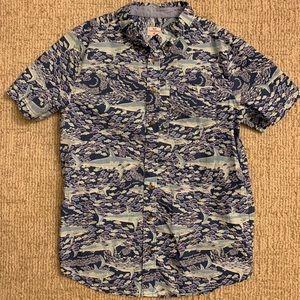 Boys Vineyard Vines Target Button-down shirt